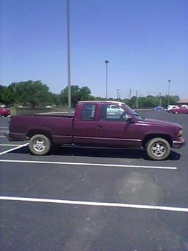 Cars For Sale Waco Tx >> OBO 1990 Maroon Chevy Truck Silverado 1500 Ext. Cab for Sale in Waco, Texas Classified ...