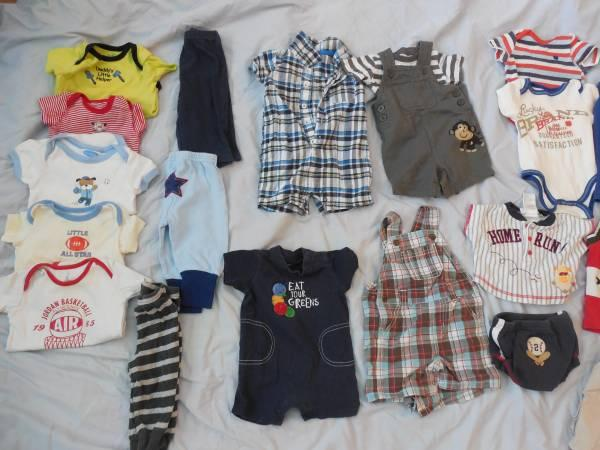 3 6 Month Baby Boy Clothes For Sale In Sebring Florida