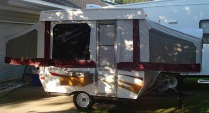 1996 Starcraft Popup Camper Like New Condition For Sale