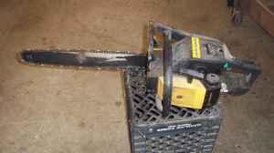 mcculloch eager beaver adjustable edger how to use