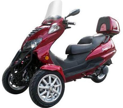 $3,900 2011 Trike Scooter