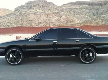 $3,900 Chevy Caprice ALL BLACK