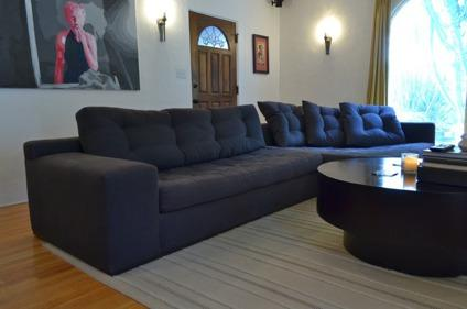 $3,995 Environment Furniture Studio Sectional Sofa
