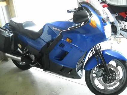 used 2001 kawasaki concours 1000 for sale for sale in easton pennsylvania classified. Black Bedroom Furniture Sets. Home Design Ideas