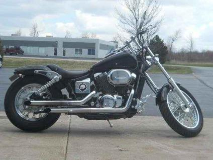 2003 honda shadow spirit 750 for sale in big bend wisconsin