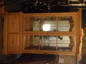 3 Ashley Curio Cabinets Brockport For Sale In