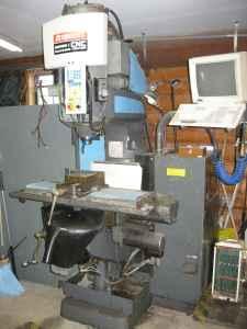 3 axis CNC mill Bridgeport - $7000 (Wellsville, Utah)