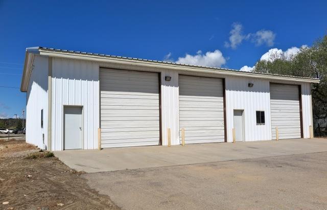 3 Bay Garage Shop Parking For Sale In Bayfield