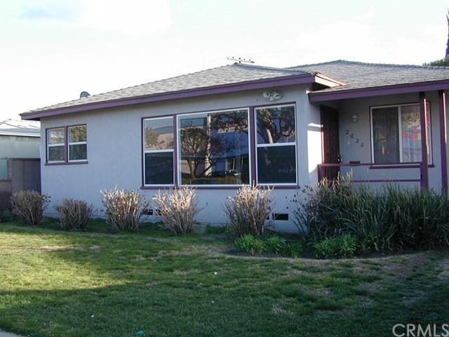 3 Bed 1 Bath House 2626 E DOMINGUEZ ST