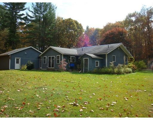 3 Bed 1 Bath House 28 Sibley Rd For Sale In Barre Massachusetts