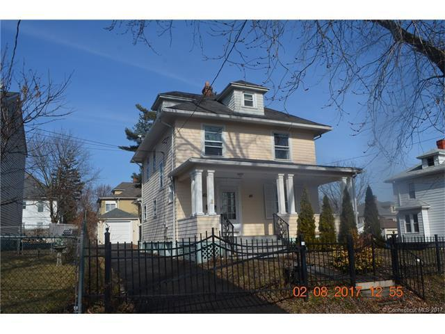 3 bed 1 bath house 30 chapman st for sale in hartford, connecticut classified americanlisted.com