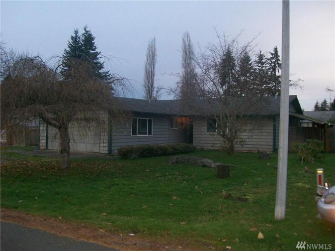 3 Bed 1 Bath House 5017 102ND PL NE