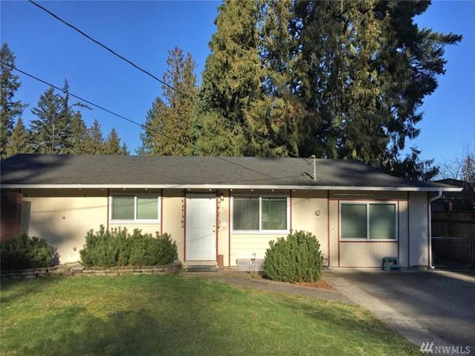 3 Bed 1 Bath House 5317 129TH PL NE