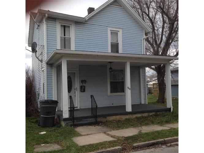 3 Bed 1 Bath House 668 S ANKENY AVE