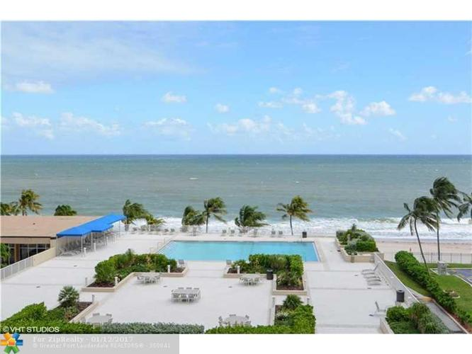 3 Bed 2 Bath Condo 4300 N OCEAN BLVD #5A