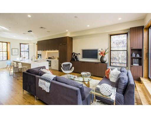 3 Bed 2 Bath Condo 521 SHAWMUT AVE #2