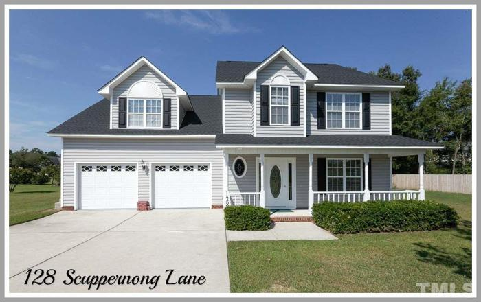 3 Bed 2 Bath House 128 SCUPPERNONG LN