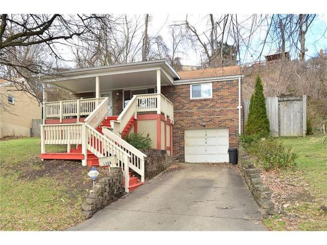 3 Bed 2 Bath House 1328 HARRIS AVE