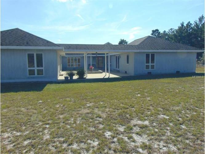 3 Bed 2 Bath House 23312 COUNTY ROAD 44A