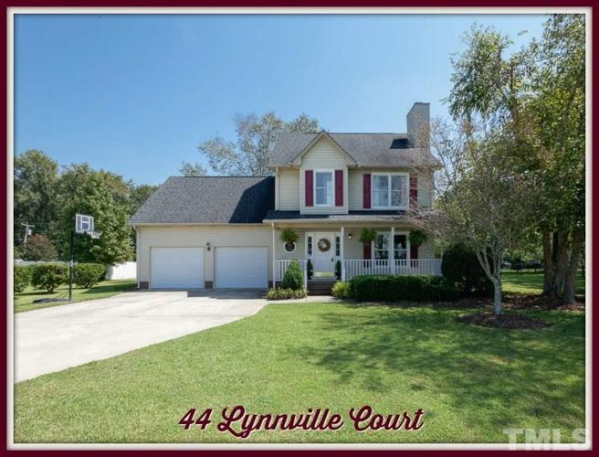 3 Bed 2 Bath House 44 LYNNVILLE CT