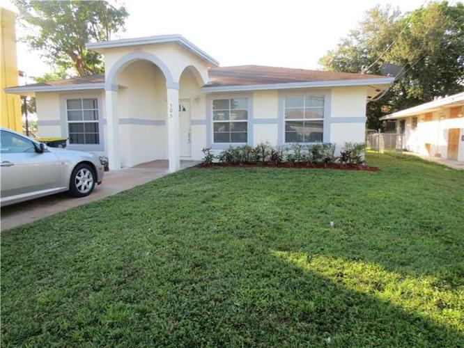 3 Bed 2 Bath House 505 NW 3RD TER