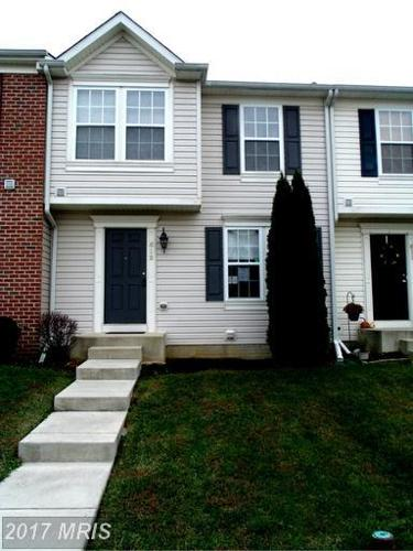 3 bed 2 bath house 613 possum trot way for sale in aberdeen, maryland classified americanlisted.com