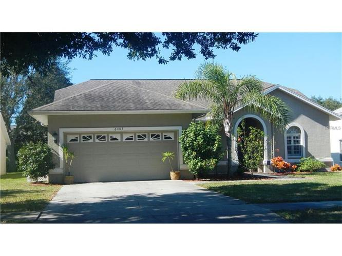 3 Bed 2 Bath House 6403 SILVER OAKS DR