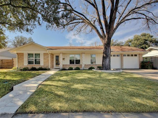 3 Bed 2 Bath House 7508 SHOAL CREEK BLVD