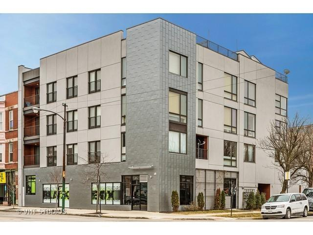 3 Bed 3 Bath Condo 1555 N TALMAN AVE #3D