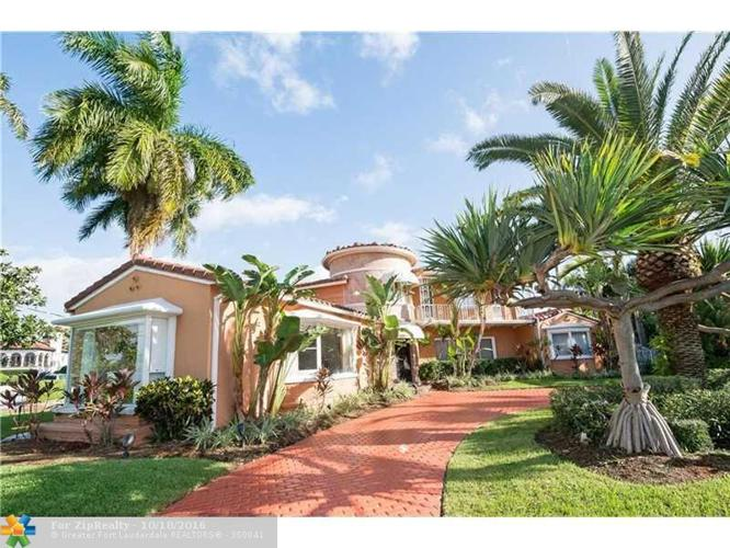 3 Bed 4 Bath House 2301 DELMAR PL For Sale In Fort Lauderdale Florida Classi