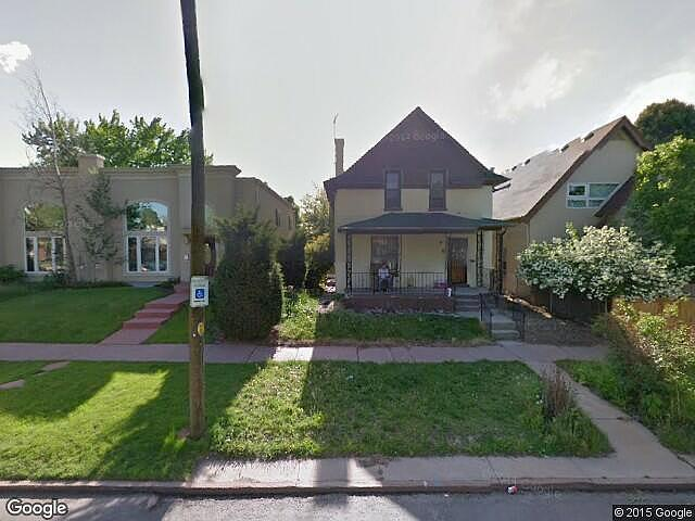3 Bedroom 1.00 Bath Single Family Home, Denver CO,