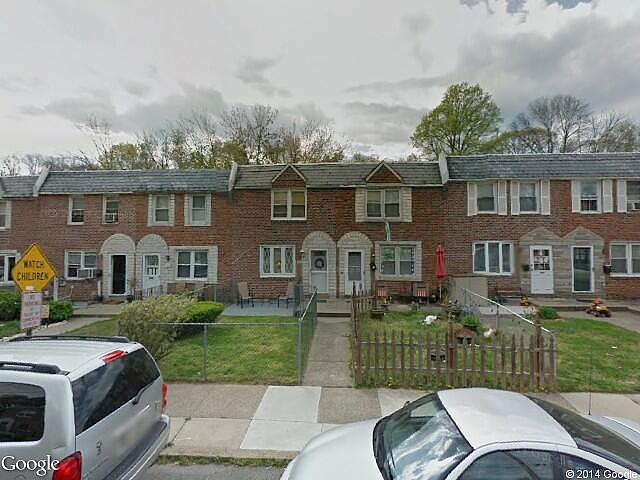 3 Bedroom 1.00 Bath Single Family Home, Drexel Hill PA,