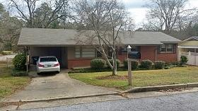 3 Bedroom 1.00 Bath Single Family Home, Meridian MS,