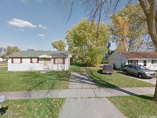 3 Bedroom 1.00 Bath Single Family Home, Saginaw MI,