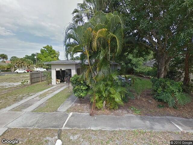 3 Bedroom 1.00 Bath Single Family Home, Vero Beach FL,