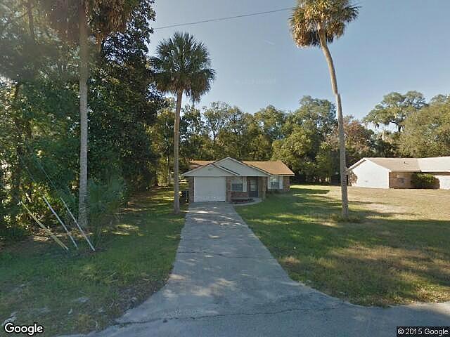 3 Bedroom 2.00 Bath Single Family Home, Orange City FL,