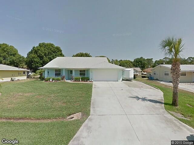 3 Bedroom 2.00 Bath Single Family Home, Sebastian FL,