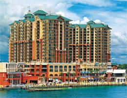 3 Bedroom Unit at Emerald Grande Resort of Destin