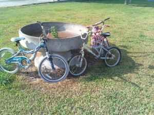 3 Children's Bicycles - $15 (Santa Fe, TX)