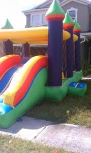3 IN 1 COMBO SLIDE FOR RENT - $85 (KISSIMMEE AND