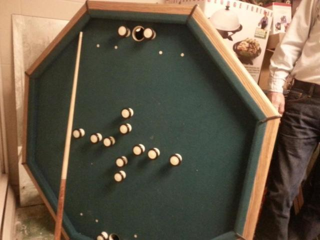 3 In One Game Table