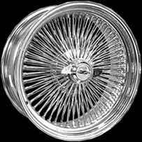 3 new og wire wheels 20x8 150 spoke $40 each - $40
