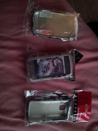 3 Phone Cases for Optimus - $20