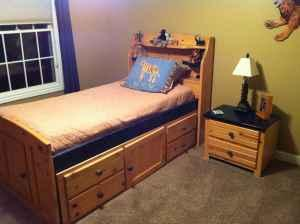 Bedroom Sets Springfield Mo 3-piece children's bedroom set - (springfield, mo) for sale in