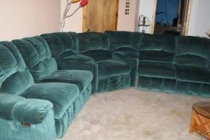 3 Piece Sectional Couch   $800 (Kalamazoo)
