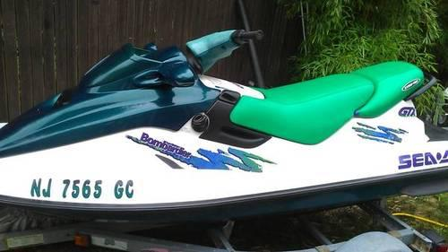 3 seater GTX seadoo jet ski  trailer for sale