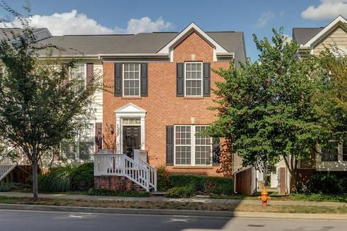 3 Story Lenox Village Townhome For Sale In Nashville