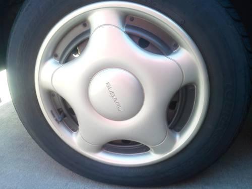3 Subaru Impreza Wheel Cover Hub Caps 15 Quot 95 96 97 Part