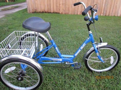 """Buy Here Pay Here Miami >> 3 Wheel Bicycle (20"""" Miami Sun) for Sale in Saint Petersburg, Florida Classified ..."""