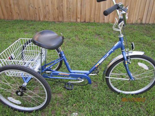 3 Wheel Bicycle As New 24 Quot Miami Sun For Sale In Saint